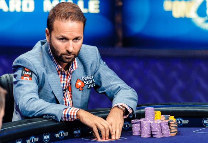 Daniel Negreanu teste une nouvelle stratégie au Tournoi WSOP à 100 000 $