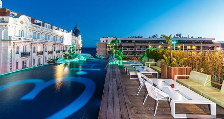 Arrestation de 3 Individu dans un Casino à Cannes